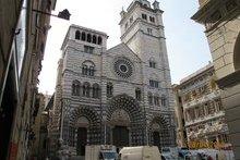 Храм св. Лаврентия. Генуя
