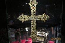 Крест с частицей Креста Господня. Генуя