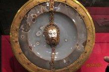 Блюдо, на котором покоилась глава Иоанна Крестителя. Генуя