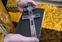 Крест св. Саввы Преосвященного. Венеция. Церковь св. Иоанна ин Брагора