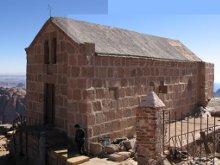 Храм Святой Троицы на святой горе Синай