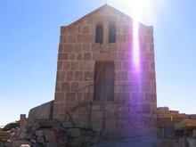 Храм Святой Троицы на святой горе Синай.