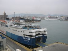 Начало паломничества по островам Греции