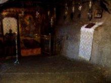Пещера Апокалипсиса, на этом месте было записано Откровение