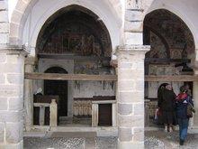 Остров Патмос. Монастырь Иоанна Богослова