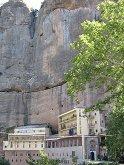 Монастырь Мего спилео. (Большая пещера). Полуостров Пелопоннес