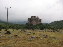 Монастырь прп. Никодима Святогорца