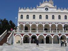 О. Тинос. Храм Благовещения