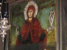 Икона вмц. Анастасии Узорешительницы