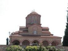Монастырь ап. Иоанна Богослова в с. Суроти с мощами прп. Арсения Каппадокийского