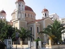 Салоники. Храм св. Григория Паломы