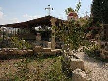 Храм на поле пастухов. На том месте, где им ангелы сообщили о Рождестве Христовом