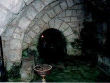 Катакомбы в нескольких шагах от Вифлеемской пещеры.