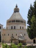 Храм в г. Назарете над домом где проживал Господь Иисус Христос, Пресвятая Богородица и Иосиф обручник.