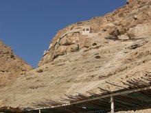 Монастырь на месте где Господь Иисус Христос постился сорок дней, искушаемый дьяволом