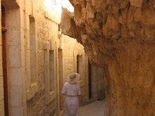 В монастыре на месте где Господь Иисус Христос постился сорок дней, искушаемый дьяволом