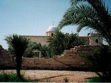 Монастырь прп. Герасима Иорданского.