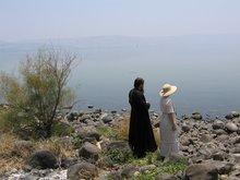 Галилейское море. Место где Господь призвал на служение учеников