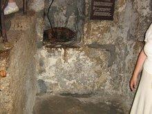 Гроб Лазаря четырехдневного.