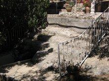 Путь по которому Господь ехал на ослике в Иерусалим. Монастырь Марии Магдалины. На Елеонской горе.