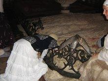 Камень моления. Гефсиманский сад.