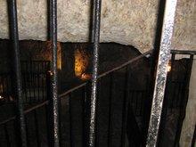 Вход в темницу в Претории где содержались заключенные.