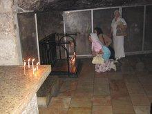 094 Место обретения Честнаго Животворящего Креста Господня св. царицей Еленой.