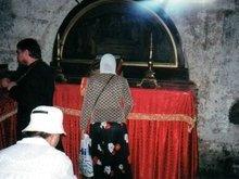 Место погребения праведного Иосифа Обручника. Храм на месте где была погребена Пресвятая Богородица.