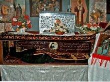 Нетленные мощи прп. Иоанна Румына. Монастырь Георгия Хозевита.