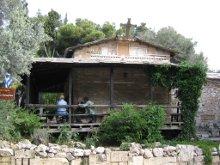 Афины. Храм, в  котором находится икона Димитрия Солунского бомбардир.