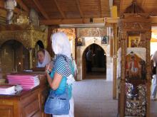 Леониду и Елене Скуру удалось исполнить обет и восстановить древнюю церковь.