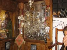 Еще одна чудотворная икона вмч. Георгия Победоносца.