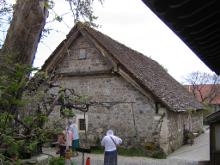 Храм самого бедного, но и в то же время самого гостеприимного женского монастыря Панагии Трикуккя.