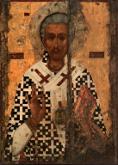 По Божественному произволению, лодка приплыла к острову Кипру. впоследствии он был рукоположен апостолом Варнавой в сан епископа, и там же на острове Кипре почил в мире.