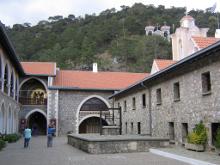 Киккский монастырь.