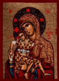 Икона Пресвятой Богородицы (Киккская).