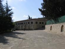 Женский монастырь св. Мины Котуанского.