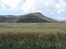 Житница острова - долина Месаория и Киренийское нагорье.
