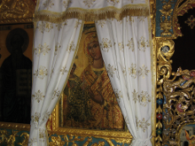 Чудотворная икона, писанная, по преданию, св. ап. и ев. Лукой