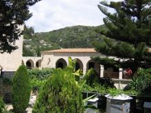 Монастырь святого преподобного Неофита Затворника.