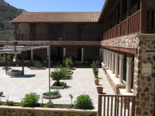 Монастырь святой равноапостольной первомученицы Феклы.